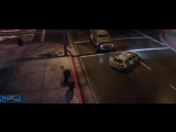 GTA 5- Fast and Furious 6 Flip Car Scene Remake (Amazing Ramp Car Mod)
