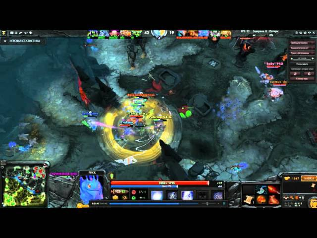 Dota2. Comeback isreal.Part 2. Team of MSF(BGSHA)