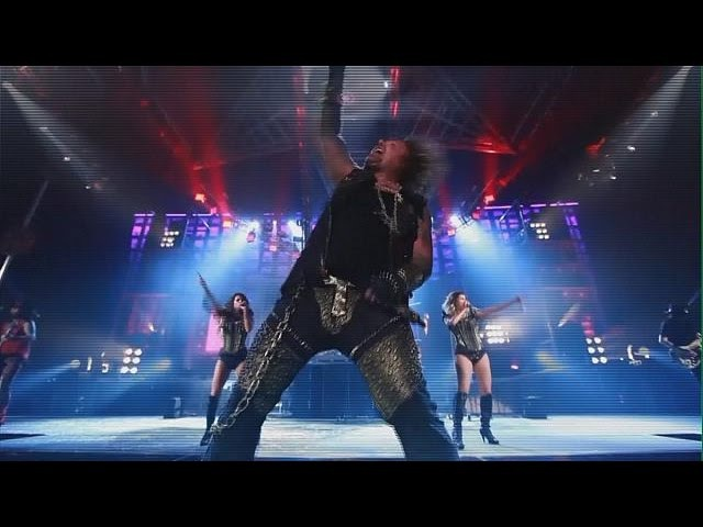 Mötley Crüe прощается со сценой! - le mag