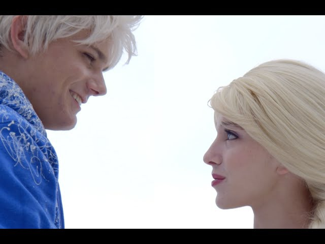 Disney Frozen 2 Elsa and Guardian Jack Frost Find a Way Jelsa Fanfiction