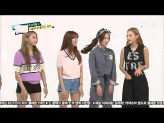 [ENG] KARA - Weekly Idol 150610 - Part 1 of 2