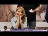 150528 카라(KARA) IN LOVE 발매기념 팬싸인회 - 박규리 처음 시작하고 5분 끝나기전 5분 컷