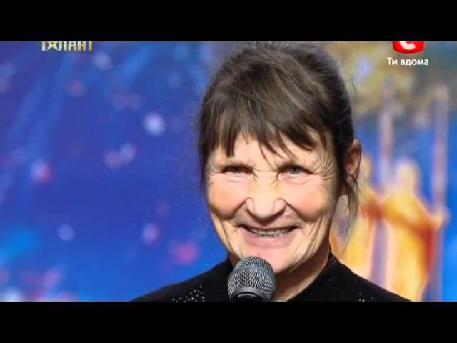 70-летняя акробатка Нина Васильева на УМТ-4 (17.03.2012)