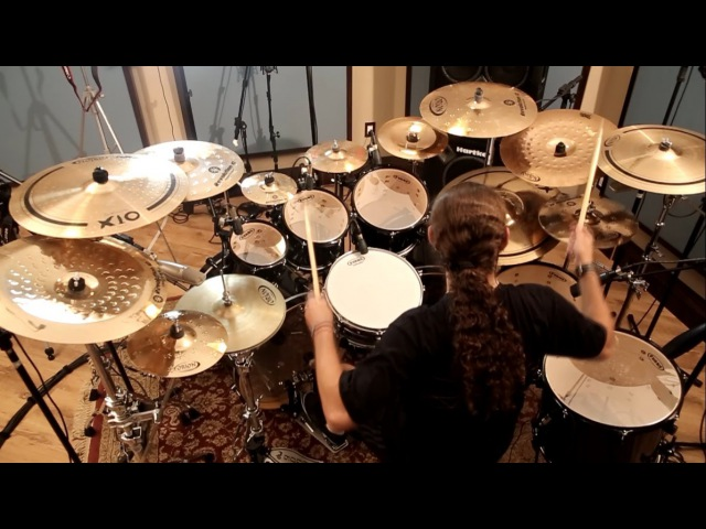 Daniel Moscardini - Slayer - Bitter Peace (Drum Cover) HD