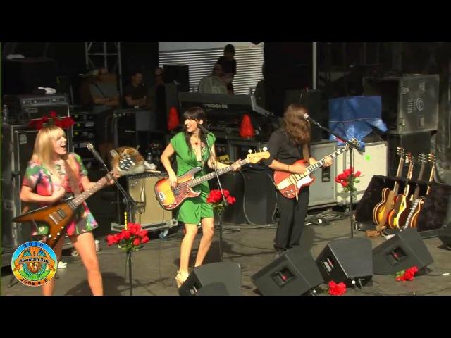 Grace Potter The Nocturnals - Paris - Mountain Jam VI - 6/6/10