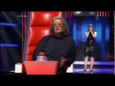 Проект «Голос» выступление Патриции Кургановой