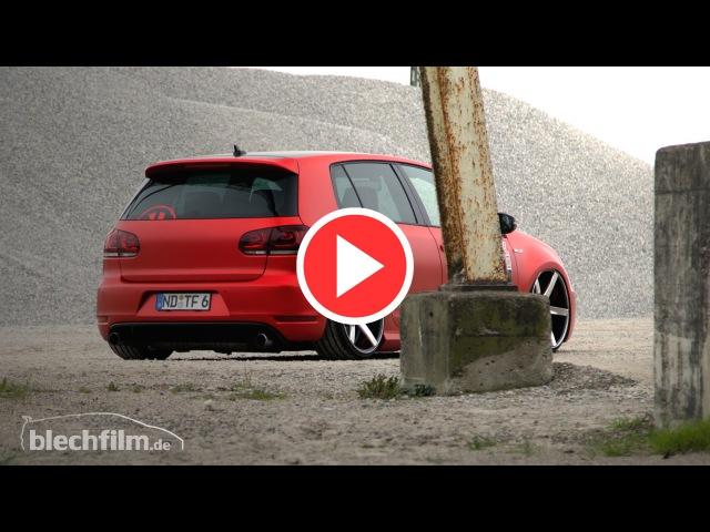 Golf VI GTI on Vossen Wheels 10x20