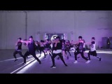 Chris Brown ft. Deorro Five More Hours - Klap Dance Studio Choreography