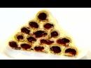 Торт Монастырская изба нежное слоеное тесто вишни и сметанный крем