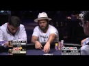 Rick Salomon makes big river bluff against Vogelsang (WSOP 2014)