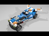 31008-3 Lego Creator Thunder Wings