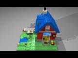 31009-3 Lego Creator Small Cottage