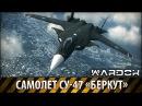 Самолет Су 47 Беркут Su 47 Berkut Wardok