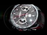 Наручные мужские часы. Обзор модели TAG Heuer: Grand Carrera Calibre 17