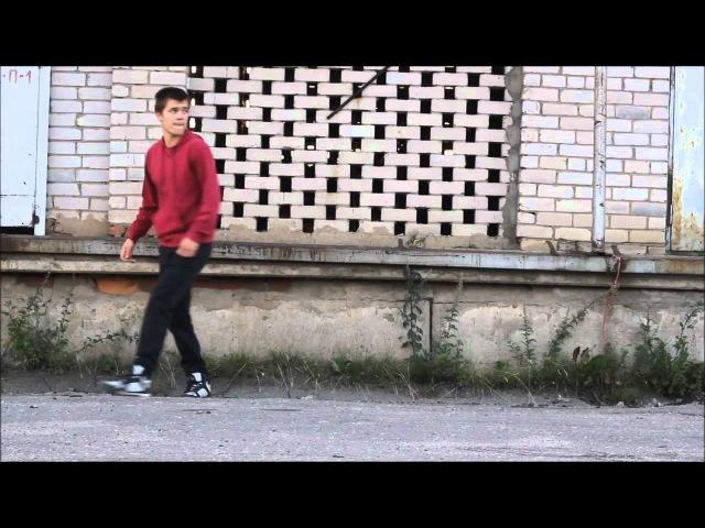 Dubstep Dance Skills | Skrillex | Bangarang