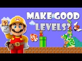 How To Design Good Mario Maker Levels (feat. Whats With Games)