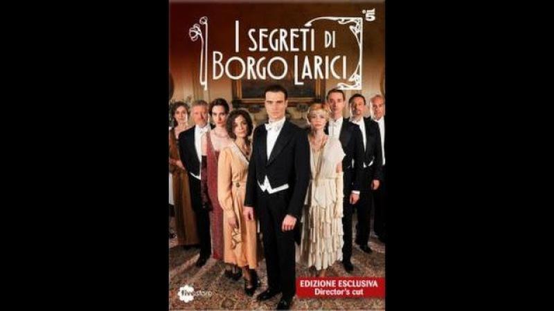 Тайны Борго Ларичи 01 Триллер, Детектив, Драма Все серии