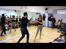 Bruno Galhardo Eglantine Oliveira Brazilian Zouk 1st Demo, London, UK Sept 2014