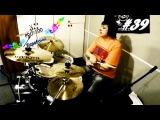 Урок игры на Барабанах #39 | Линейный брейк в стиле SKA | Видео школа «Pro100 Барабаны»