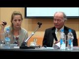 Рудольф фон Риббентроп. Презентация мемуаров в Москве 24 октября 2015 года
