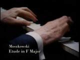 Vladimir Horowitz - Moszkowski - Etude in F Major