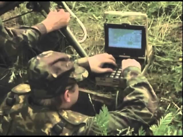 Комплекс управляемого вооружения Краснополь-М