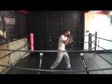 Кикбоксинг, бокс и самооборона. Часть 5. Кросс.