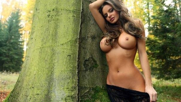 Фото девушек голых широкоформатные