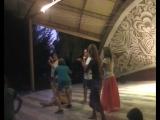 танец вожатых - Чунга-чанга. июль 2015