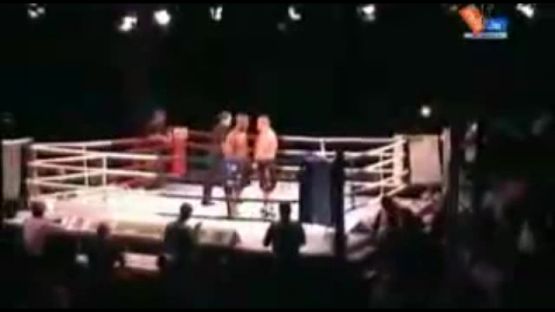 Гари Гудридж Габор Немет Gary Goodridge vs Gabor Nemeth