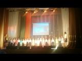 Отчетный концерт д/с 409 группа гномики