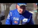 Российский пилот раллийной команды КАМАЗ-мастер победитель Дакара-2013