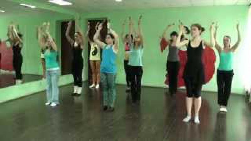 Танцуют малыши. Методика игрового танца для детей от 2 до 3 лет