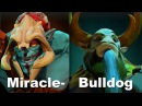 Miracle- Huskar Raid-Boss. Bulldog Block in the Woods Dota 2