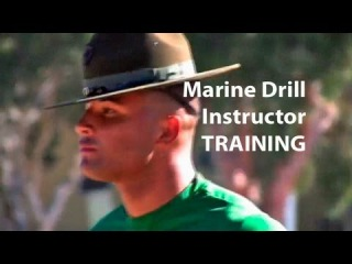 BEST US Military Marine Drill Instructor Fitness Drills Cadence March - Beats Army!