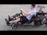 Funny and amazing homemade vehicles, funny fails, funny cat and dog