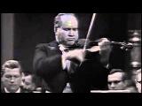 Давид Ойстрах - Д. Шостакович. Концерт для скрипки №1 Ля-минор, Op. 99