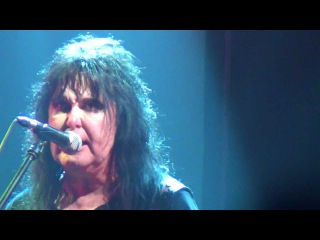 W.A.S.P. — Heaven's Hung In Black (Live in Moscow 23.05.12)