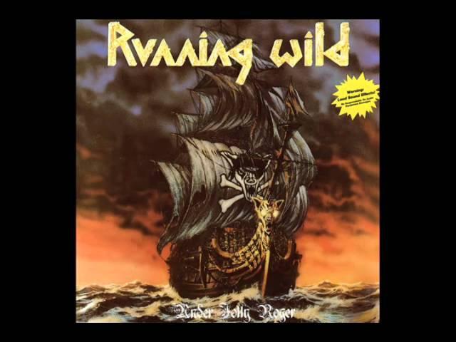 Running Wild - Under Jolly Roger (1987 FULL ALBUM)