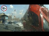 Эпичный трейлер / Только качественное HD видео / Подборка аварий