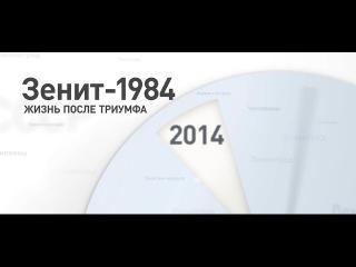 Зенит-1984. Жизнь после триумфа