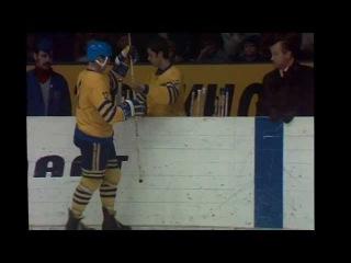 Hockey WC 1970 USSR Sweden. Хоккей. Чемпионат мира 1970 года. Швеция - СССР