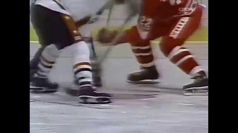 СССР-Канада 6:0, 1979 год