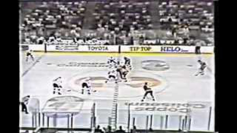 Кубок Канады 1987 года, СССР-Канада, 3-я игра