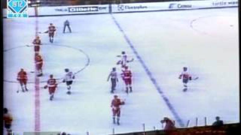 Суперсерия СССР Канада 1972 год 7 игра