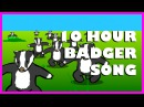 Badgers 10 Hours