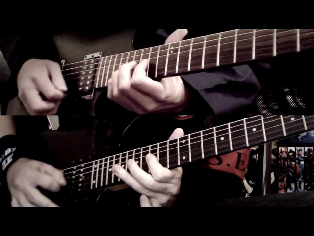 CONTRA Twin Guitar Metal Medley ft Dr Pez
