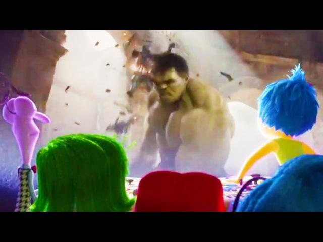 Intensa Mente Las Emociones Reaccionan Al Trailer De Avengers Era De Ultrón VOS