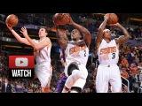 Eric Bledsoe, Goran Dragic & Isaiah Thomas Trio Highlights vs Lakers (2015.01.19) - 65 Pts Total!