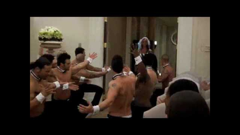 MK Wedding Entrance Dance by Chippendales
